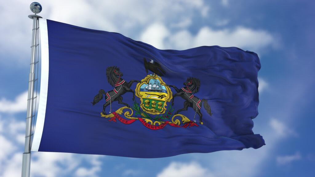 Tämän kuvan alt-attribuutti on tyhjä; Tiedoston nimi on Pennsylvania-Flag_11-1024x576.jpg